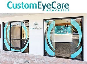 exterior custom eyecare