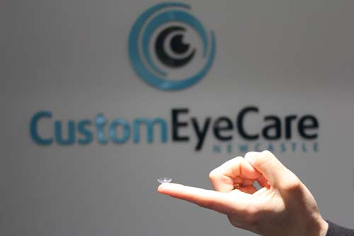soft contact lenses custom eyecare newcastle