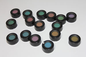 D15 specialty colour vision testing