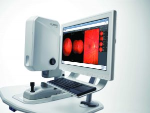 Zeiss Clarus HD widefield retinal camera