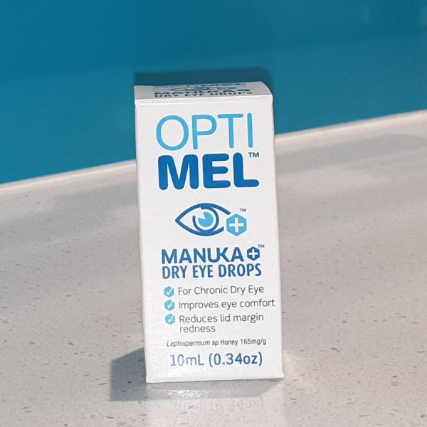 Optimel Manuka eye drops online