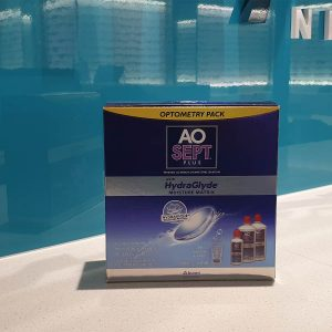 Aosept contact lens cleaner