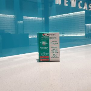 RGP Lens Cleaner, contact lens cleaner newcastle
